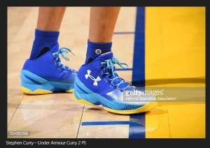 NBA 季后赛球鞋上脚 - 5.27【资讯】