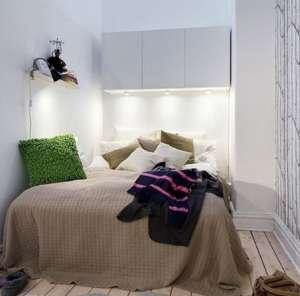 小户型卧室的春天 多款小户型卧室装修效果图赏析资讯生活