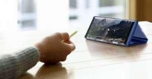 三星Galaxy Note 10显示屏可能比iPhone XS Max屏